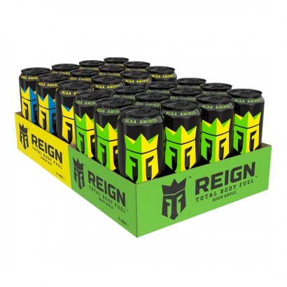 24 x Reign Total Body Fuel, 500 ml i gruppen Drycker / BCAA-dryck hos Proteinbolaget.se (pb-34567)