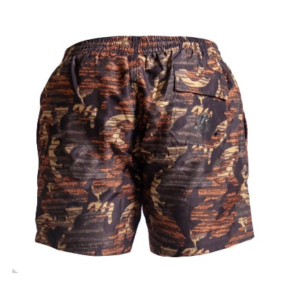 Gorilla Wear Bailey Shorts, Brown Camo