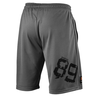 Gasp No 89 Mesh Shorts Grey