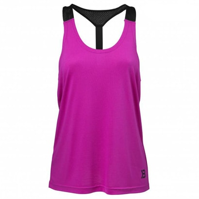 Better Bodies Loose Fit Tank Strong Pink