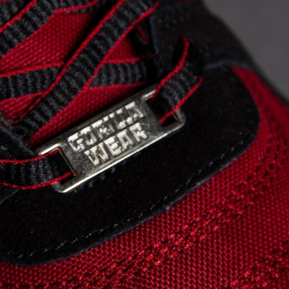 1a318c2ab54 Gorilla Wear Perry High Tops Pro Red/Black - Proteinbolaget.se