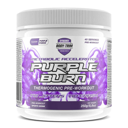 Dynamix Research Purple Burn PWO 250g