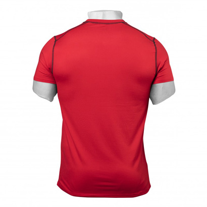 Better Bodies Performance Tee Bright Red