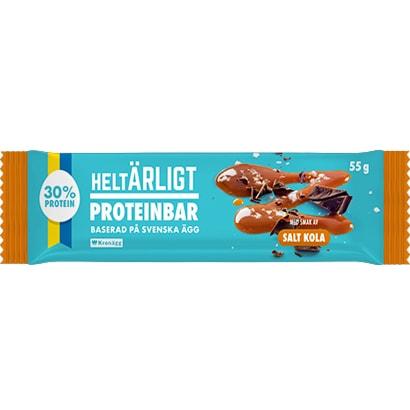 Heltärligt Proteinbar, 55 G