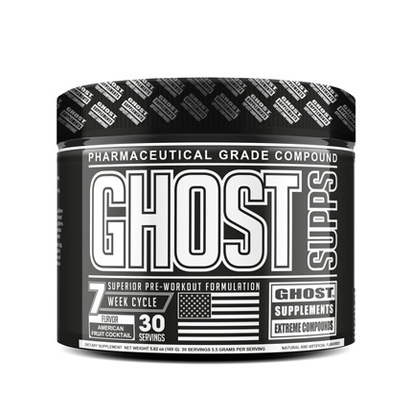 Ghost Supps Pre-Workout 165g