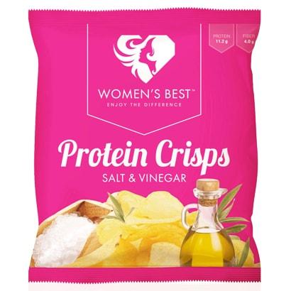 Womens Best Protein Crisps, 25 G, Paprika