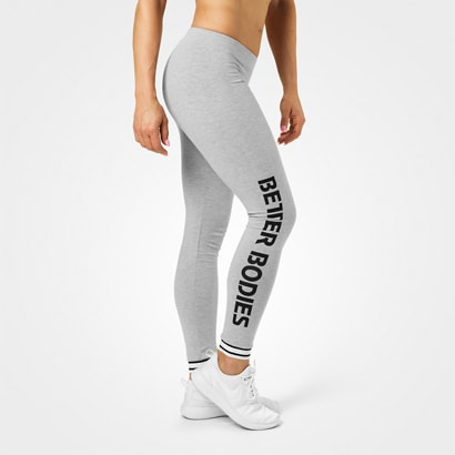 Better Bodies Gracie Leggings Greymelange