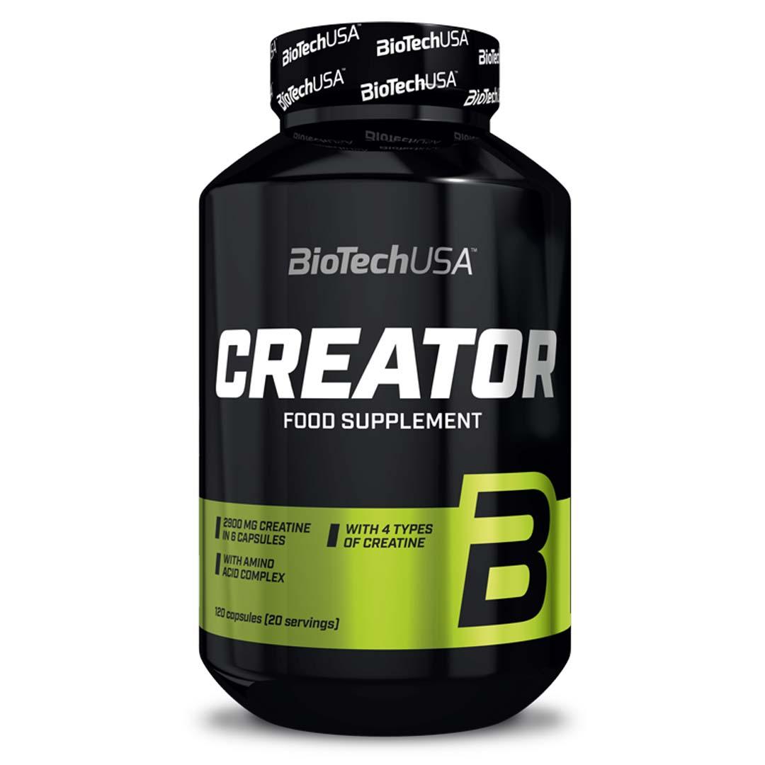 Biotechusa Creator, 120 Caps