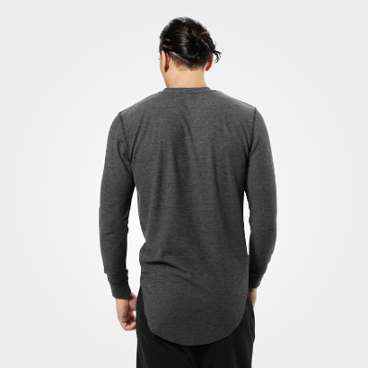 Better Bodies Harlem Thermal L/S Graphite Melange