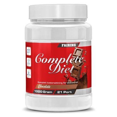 Fairing Complete Diet New Formula 1 Kg