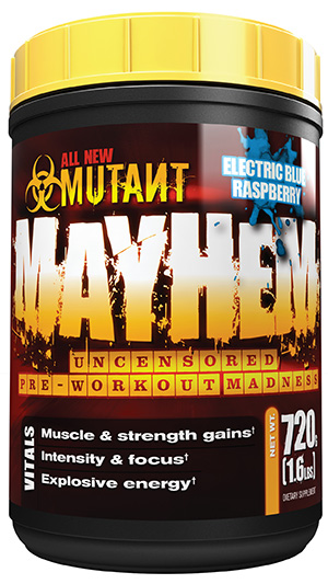 Mutant Mayhem 0,72kg