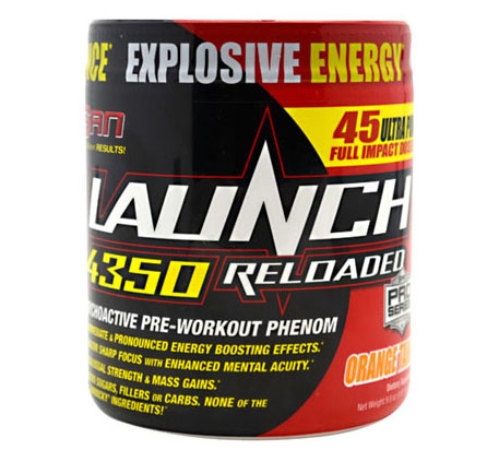SAN Nutrition Launch 4350 Reloaded, 276g