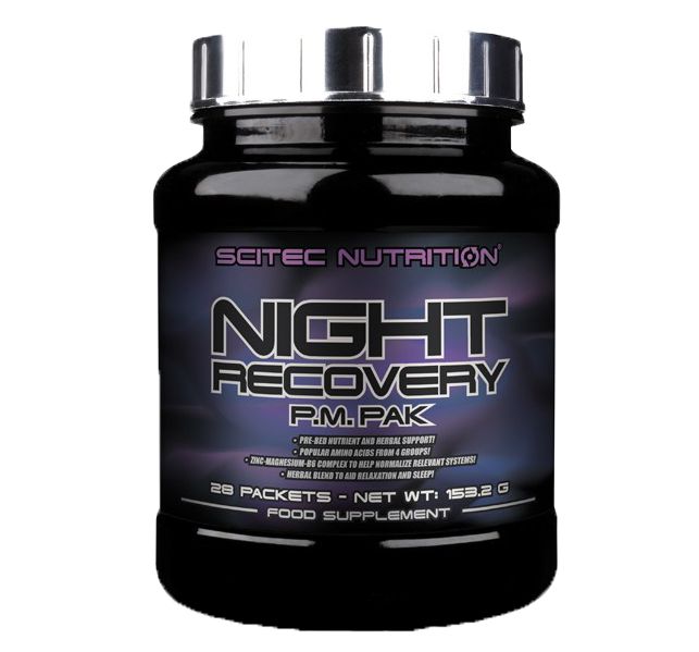 Scitec Nutrition Night Recovery P.m Pak