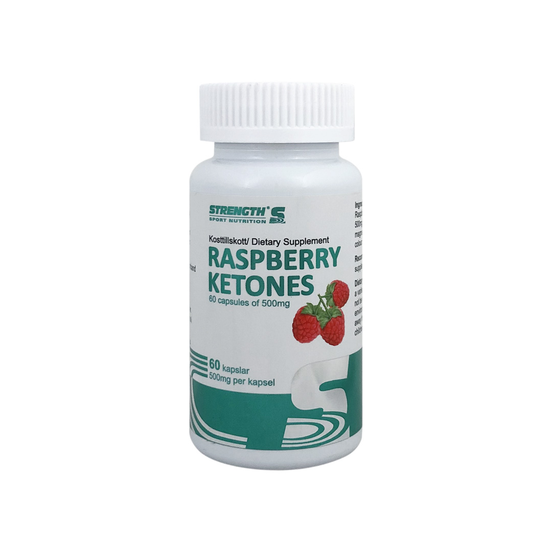 Strength Sport Nutrition Raspberry Ketone 60 Kapslar