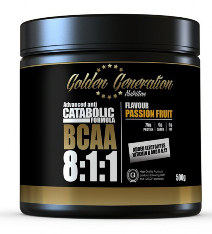 Golden Generation BCAA