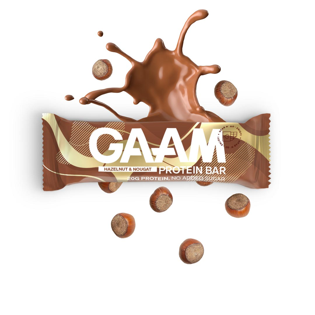 Gaam Protein Bar, 55 G