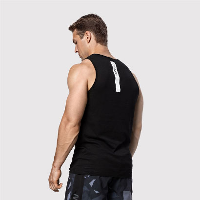 ICANIWILL Tank Top Tri-blend Black