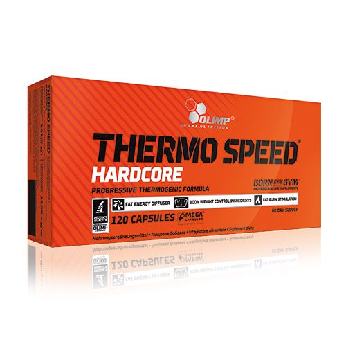 Olimp Thermo Speed Hardcore 120 kapslar