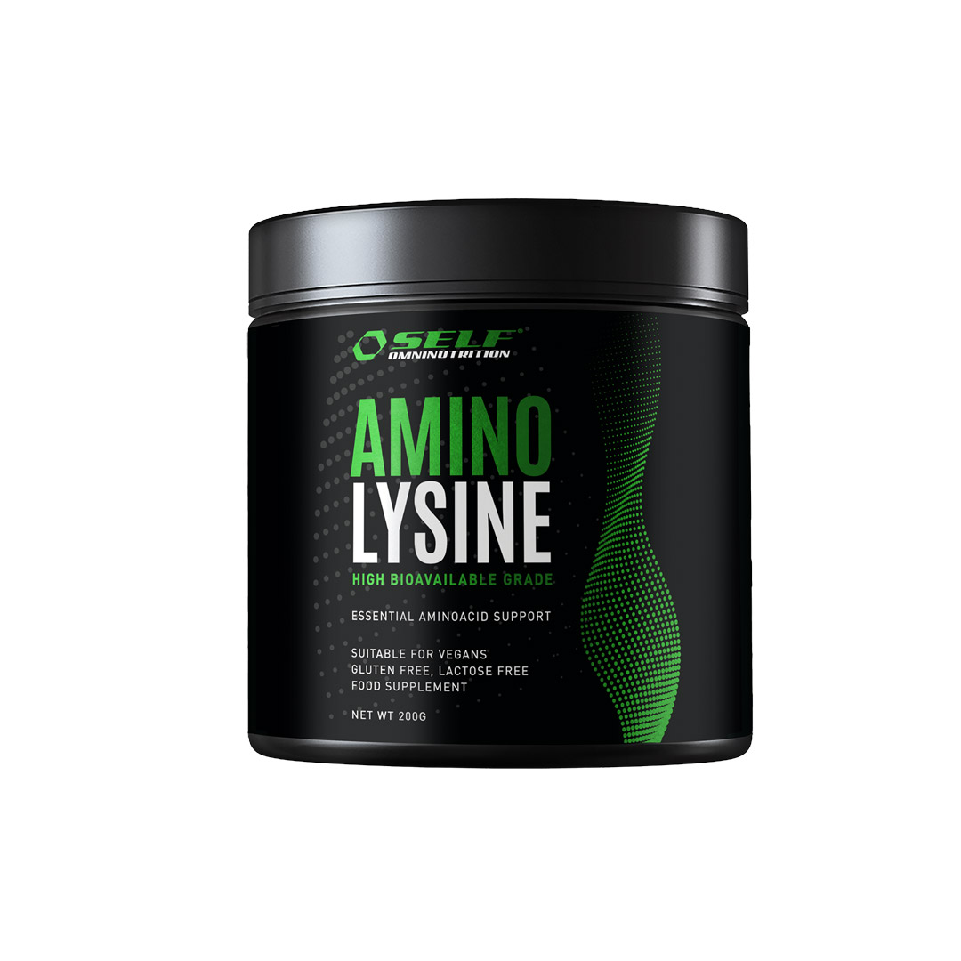 Self Omninutrition Lysine 200g