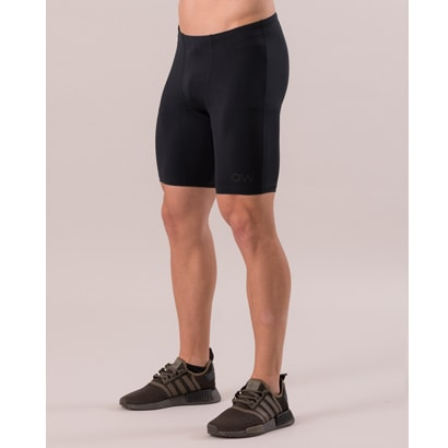 ICANIWILL Short Tights Black