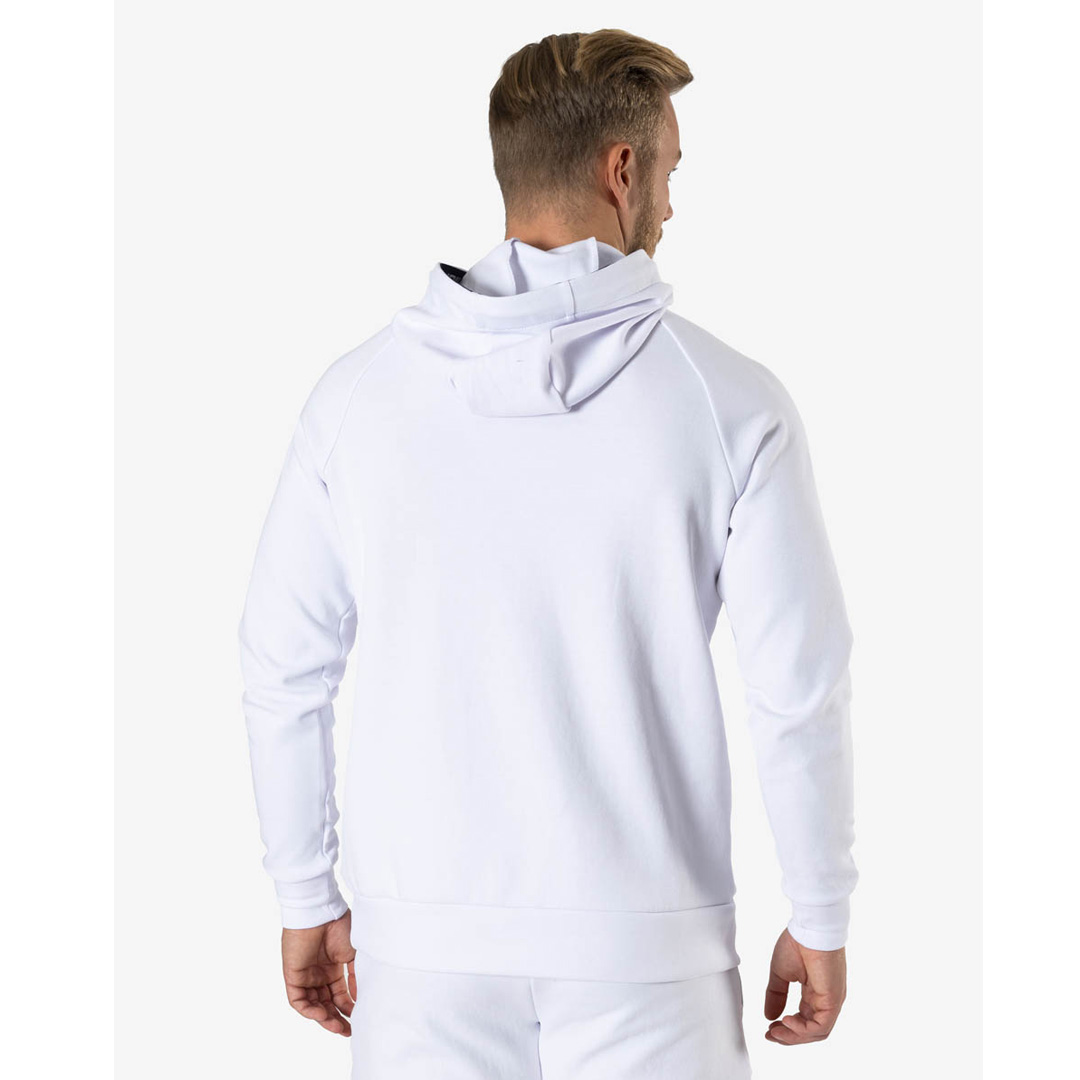 ICANIWILL Lifestyle Hoodie, White