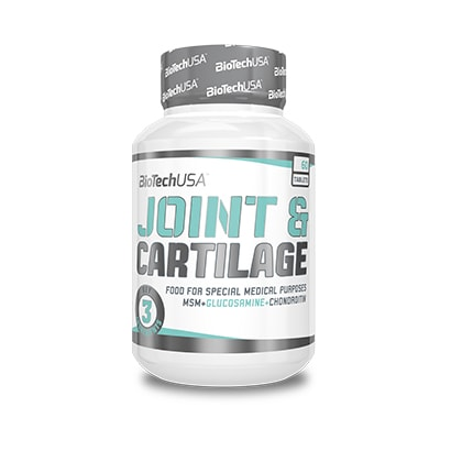 BioTechUSA Joint & Cartilage, 60 caps