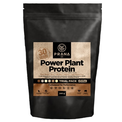 PranaOn Power Plant Protein Trial Pack 6x40g