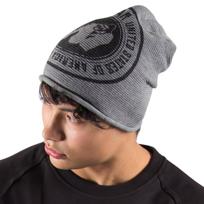 Gorilla Wear Oxford Beanie, Grey