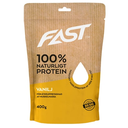 FAST Natural Protein Vanilj