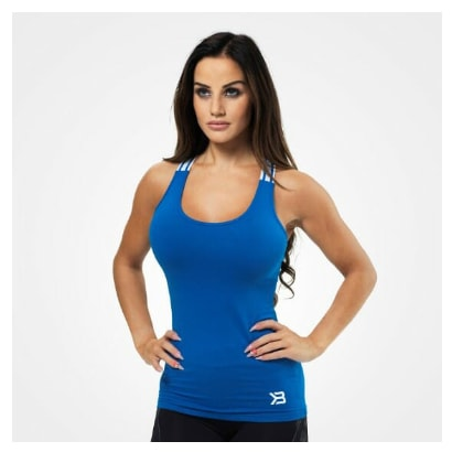 Better Bodies Performance Shapetop Strong Blue