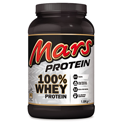 Mars 100% Whey Protein Powder