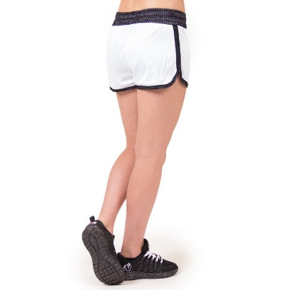 Gorilla Wear Madison Reversible Shorts, Black/White