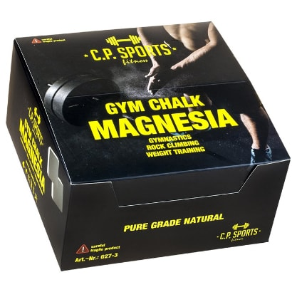 8 x C.P. Sports Gym Chalk (Magnesium)
