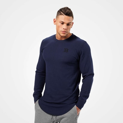 Better Bodies Harlem Thermal L/S Dark Navy