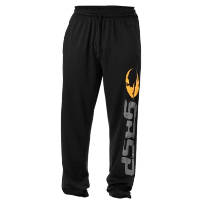 Gasp Original Mesh Pants Black, Xl