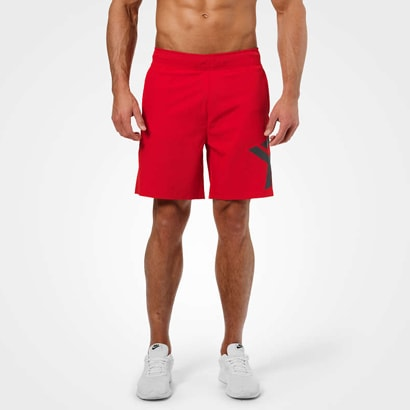 Better Bodies Hamilton Shorts Bright Red