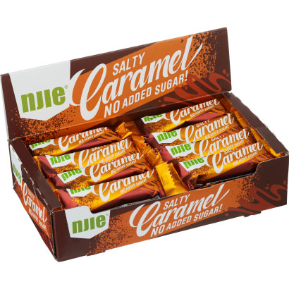 24 x NJIE Candy Bars 30g
