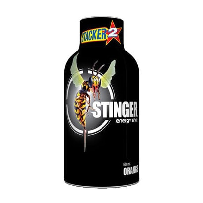 Stacker2 Stinger Energy Shot 60ml