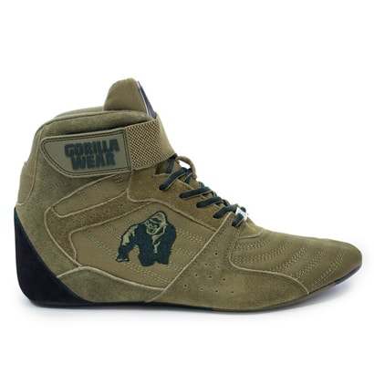 Gorilla Wear Perry High Tops Pro Army Green, 36