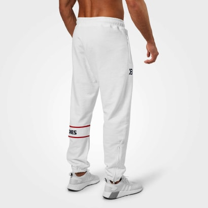 Better Bodies Tribeca Sweat Pants White