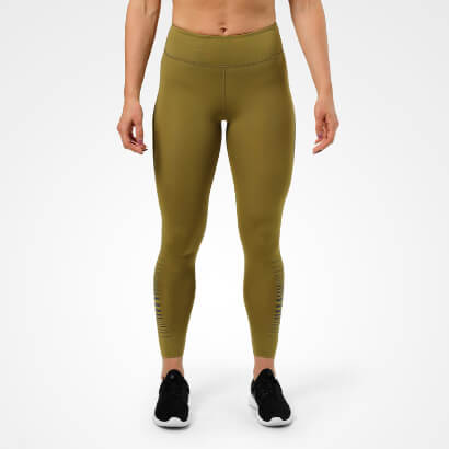 Better Bodies Madison Tights Military Green