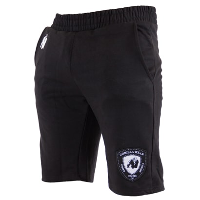 Gorilla Wear Los Angeles Sweat Shorts black