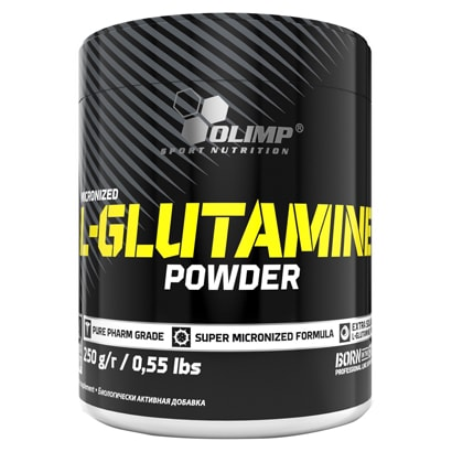 Olimp L-glutamine Powder, 250g