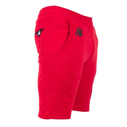 Gorilla Wear Gw Los Angeles Sweat Shorts Red-s