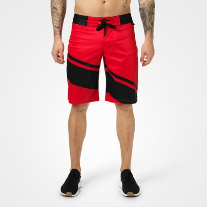 Better Bodies Pro Boardshorts Bright Red