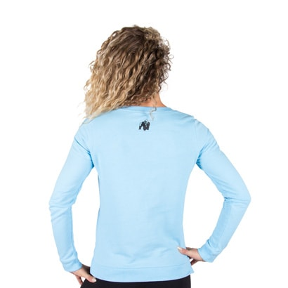 Gorilla Wear Riviera Sweatshirt Light Blue