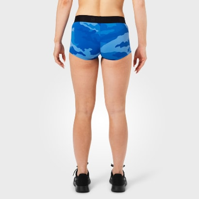 Better Bodies Fitness Hotpant Blue Camo