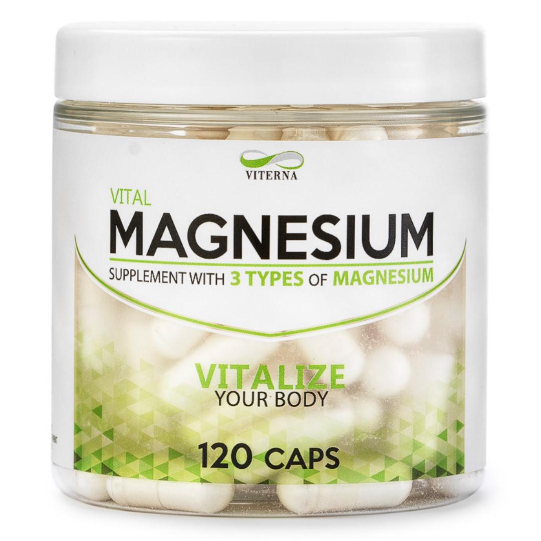 magnesium olika sorter