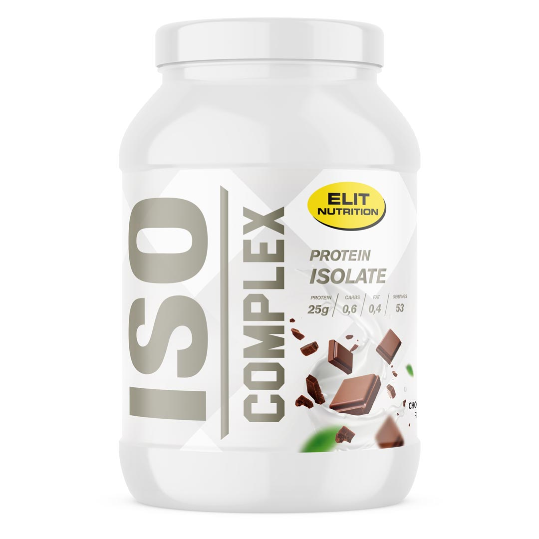 Elit Nutrition Iso Complex, 2 Kg, Double Rich Chocolate