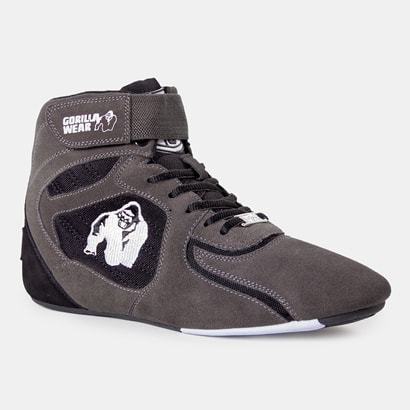 Gorilla Wear Chicago High Tops, grey/black